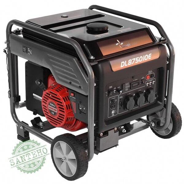 Инверторный генератор WEEKENDER DL8750IOE, купить Инверторный генератор WEEKENDER DL8750IOE