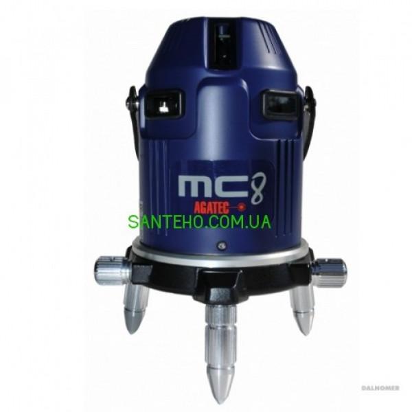 Лазерный нивелир Agatec MC8