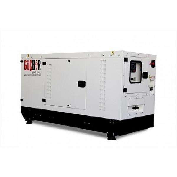 Дизельный генератор Gucbir GJG-25
