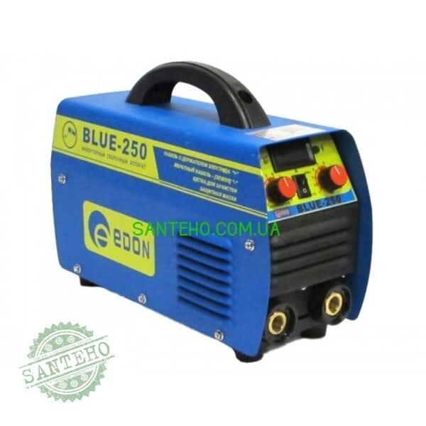 Сварочный инвертор Edon MMA-250S Blue