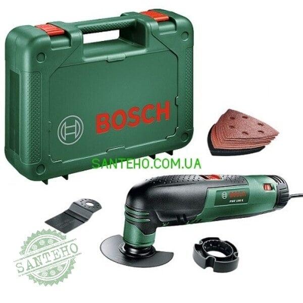 Многофункциональная шлифмашина (Реноватор) Bosch PMF 190 E