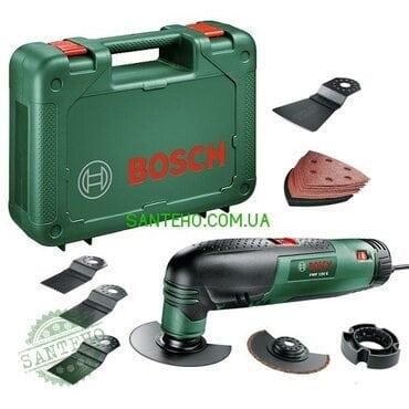 Многофункциональная шлифмашина (Реноватор) Bosch PMF 190 E Set