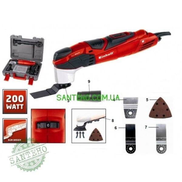 Многофункциональная шлифмашина (Реноватор) Einhell RT-MG 200 E