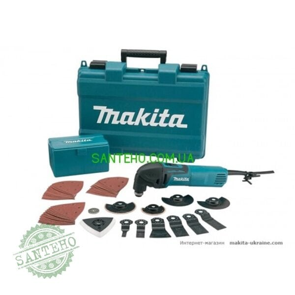 Многофункциональная шлифмашина (Реноватор) Makita TM3000CX3