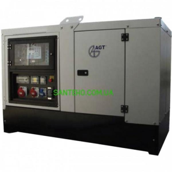 Трехфазный дизельный генератор AGT MASTER 21 LSA