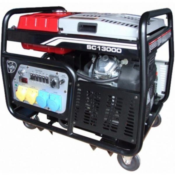 Генератор бензиновый Vulkan SC13000-II, купить Генератор бензиновый Vulkan SC13000-II
