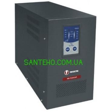 Источник бесперебойного питания с подключением внешних аккумуляторных батарей NB-T2000VA