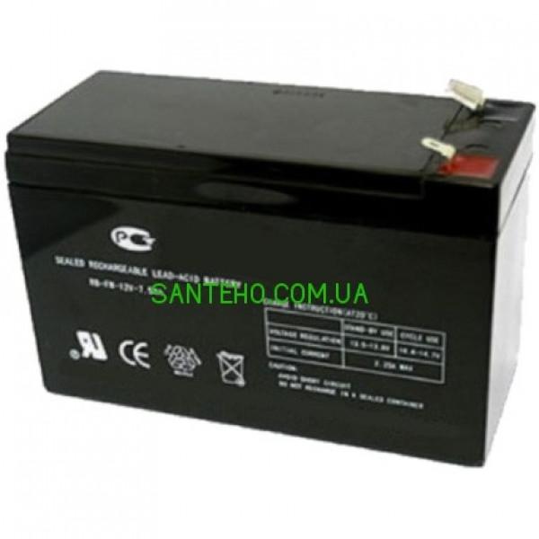 Гелевый аккумулятор VIMAR B7.5-12