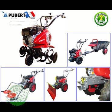 Культиватор бензиновый Pubert Power 55 PC3