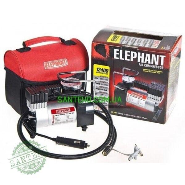 Автомобильный компрессор Elephant КА-12400