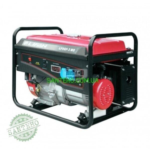 Газовый генератор Lifan LF5GF-3MS BiFuel