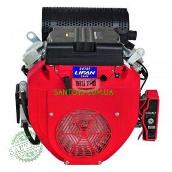 Двигатель Lifan LF2V78F-2