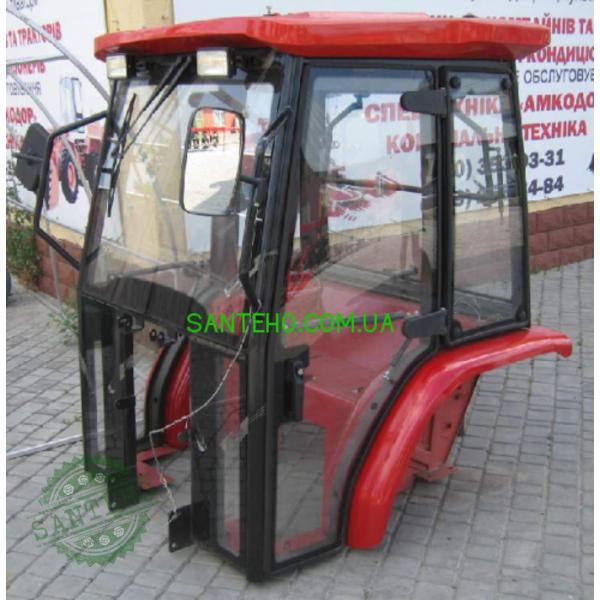 Кабина универсальная тракторная (к тракторам FT, ДТЗ, DW 24-40 л.с), купить Кабина универсальная тракторная (к тракторам FT, ДТЗ, DW 24-40 л.с)