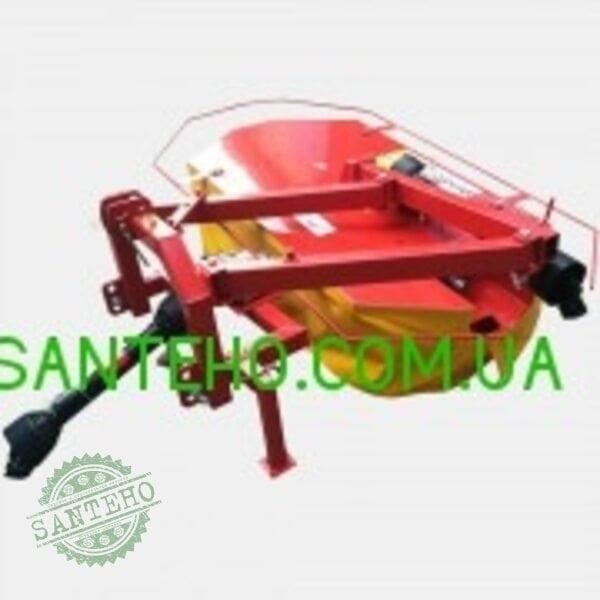 Косарка роторна КРН-1,35 косилка прицепная газонная 1,5