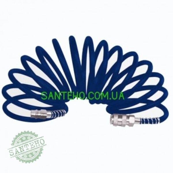 Шланг Forte SHC-10PE спіральний нейлоновий 10м