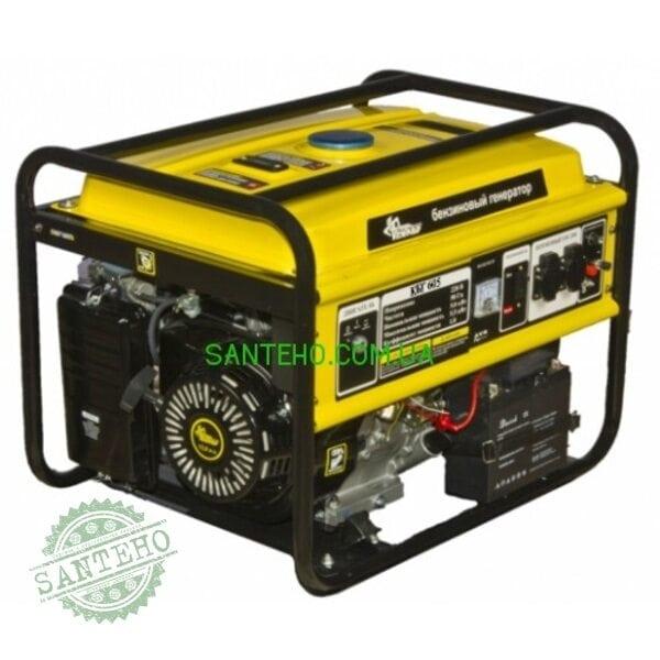 Генератор бензиновый Кентавр КБГ 605Э, купить Генератор бензиновый Кентавр КБГ 605Э