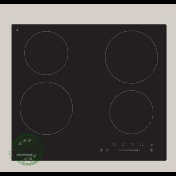 Индукционная варочная поверхность Grunhelm GPI 823 B