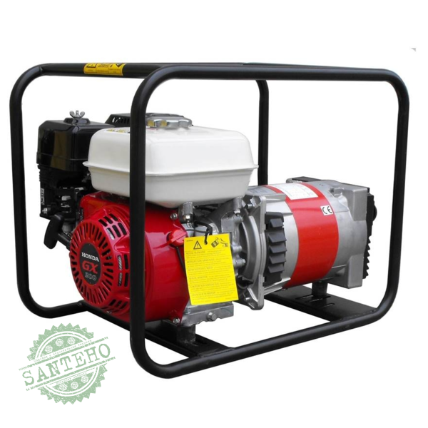 Генератор бензиновый AGT 3501 HSB SE