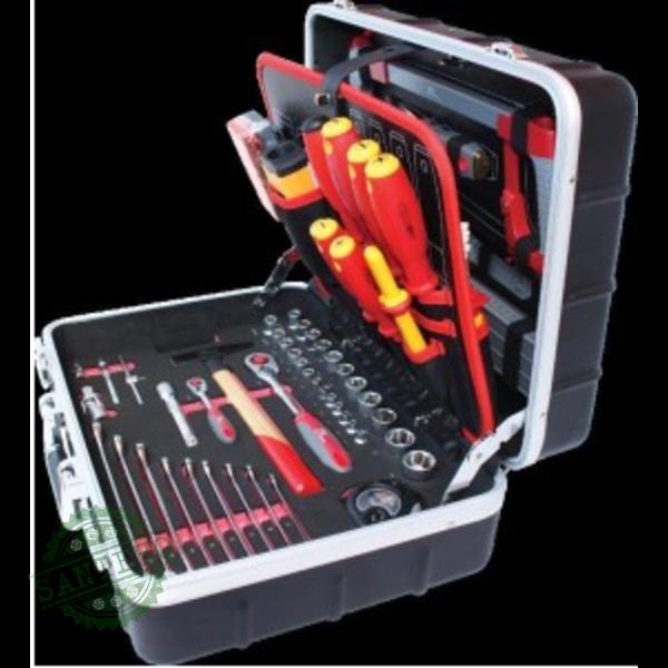 Набор инструментов Utool U10102PX(125 предмета)
