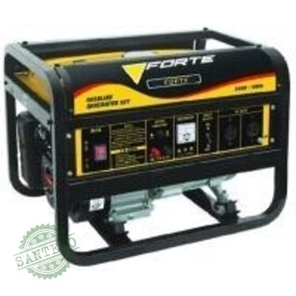 Бензиновый генератор FORTE FG 6500 E, купить Бензиновый генератор FORTE FG 6500 E