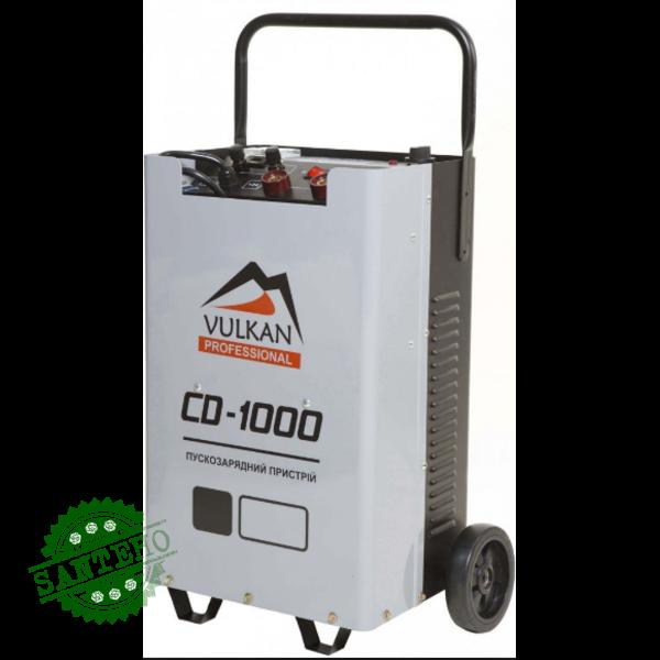 Пуск-зарядний пристрій Vulkan CD -1000