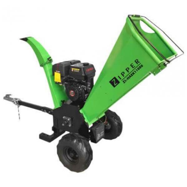 Садовый измельчитель бензиновый ZIPPER ZI-HAEK11000