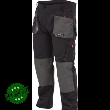 Мужские рабочие брюки S Yato YT-80182