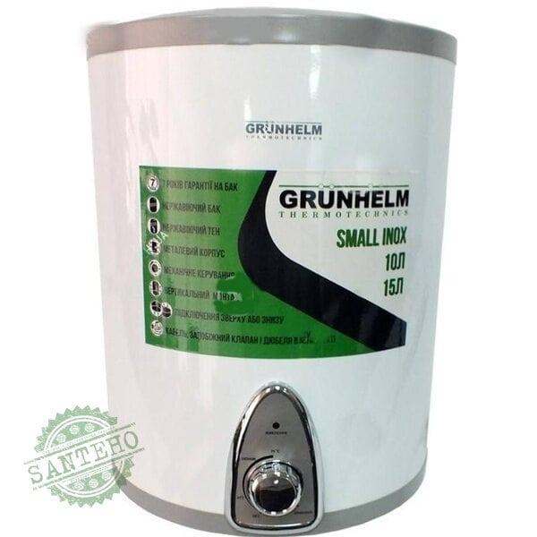 Бойлер 10 л Grunhelm GBH I-10V
