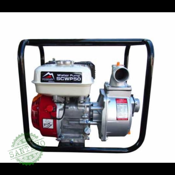Мотопомпа дизельная Vulkan SCWPD50 для чистой воды