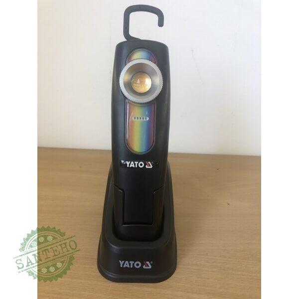 Аккумуляторный светодиодный фонарь YATO YT-08509