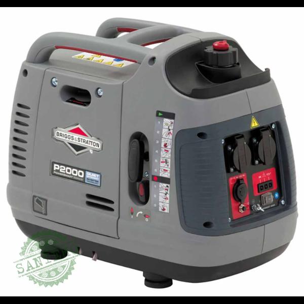 Інверторний генератор Briggs & Stratton P2000