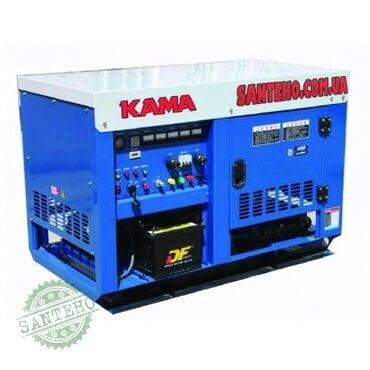 Дизельный генератор KAMA KDE 25 EN