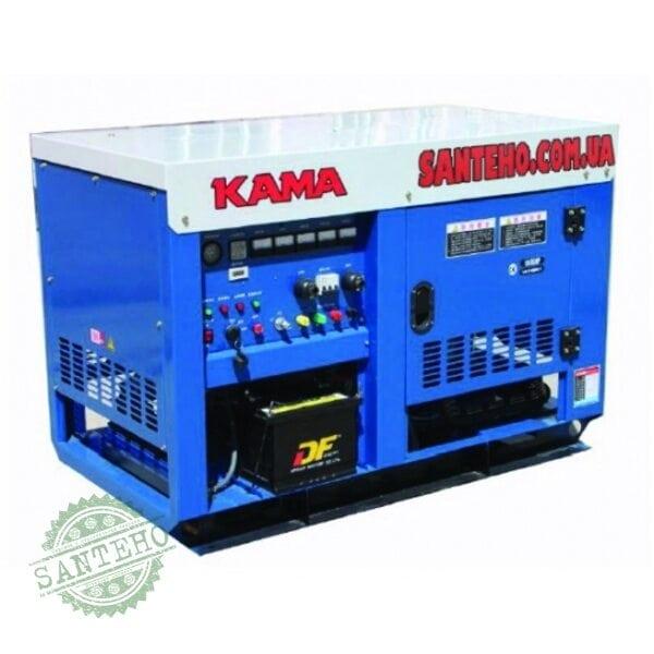 Дизельный генератор KAMA KDE 25 EN, купить Дизельный генератор KAMA KDE 25 EN