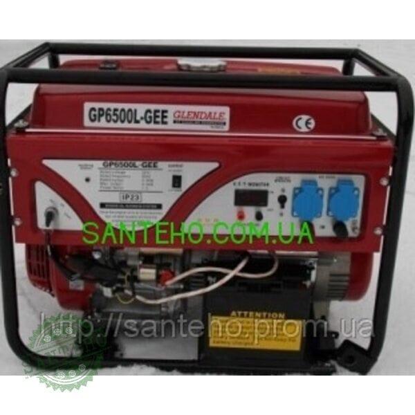Бензиновый генератор Honda GP6500L-GEE/1 с автоматикой
