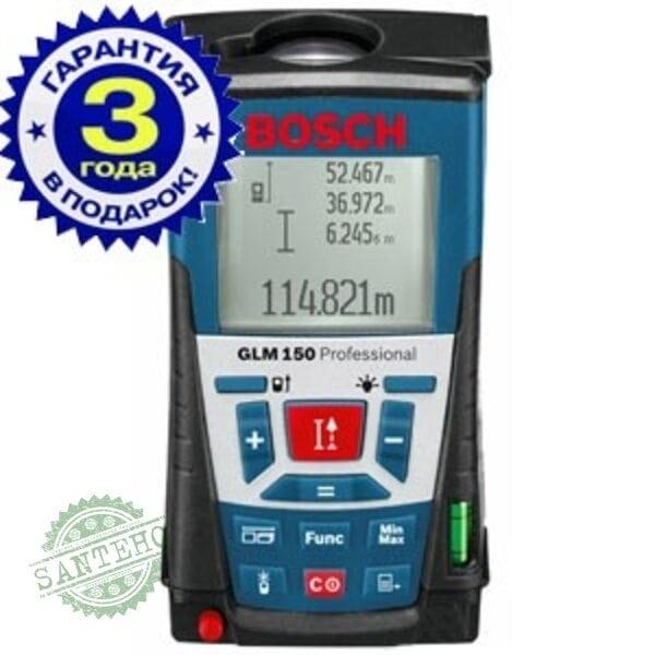 Лазерный дальномер Bosch GLM 150