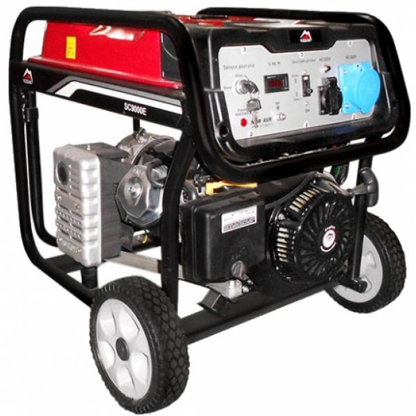 Генератор бензиновый Vulkan SC9000E, купить Генератор бензиновый Vulkan SC9000E