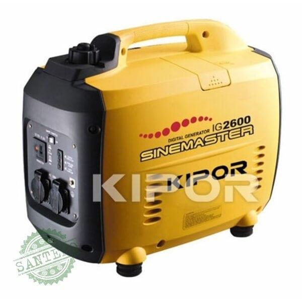 Инверторный генератор Kipor IG2600, купить Инверторный генератор Kipor IG2600
