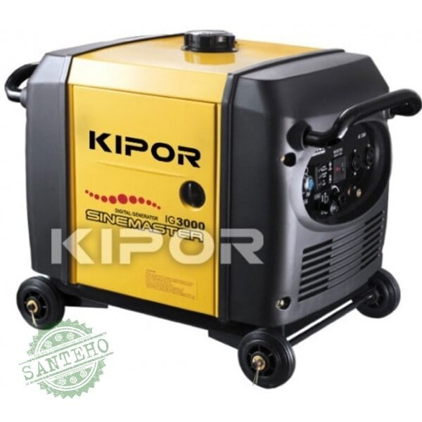 Инверторный генератор Kipor IG3000, купить Инверторный генератор Kipor IG3000