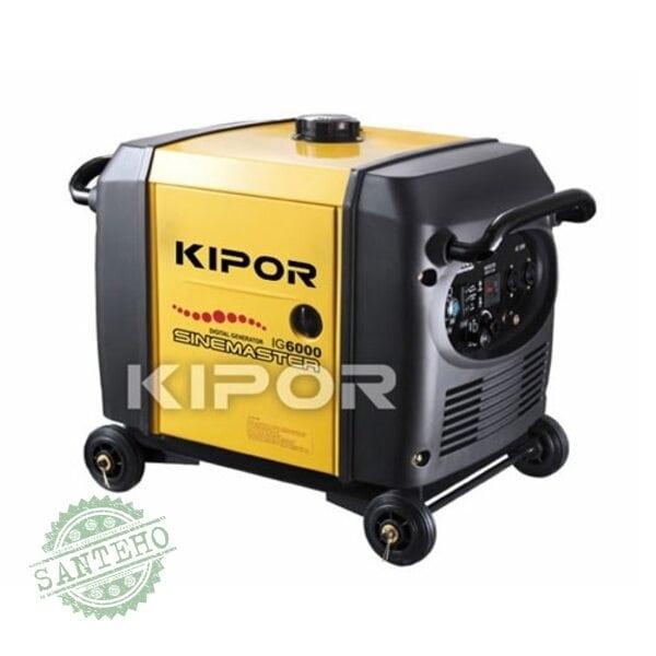 Інверторний генератор Kipor IG6000, купити Інверторний генератор Kipor IG6000