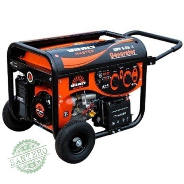 Бензиновый генератор VITALS MASTER EST 5.0b, купить Бензиновый генератор VITALS MASTER EST 5.0b