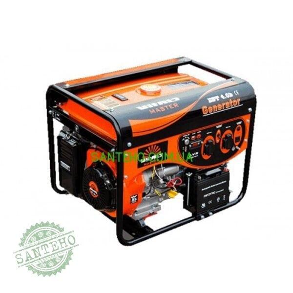 Бензиновый генератор VITALS MASTER EST 4.0b, купить Бензиновый генератор VITALS MASTER EST 4.0b