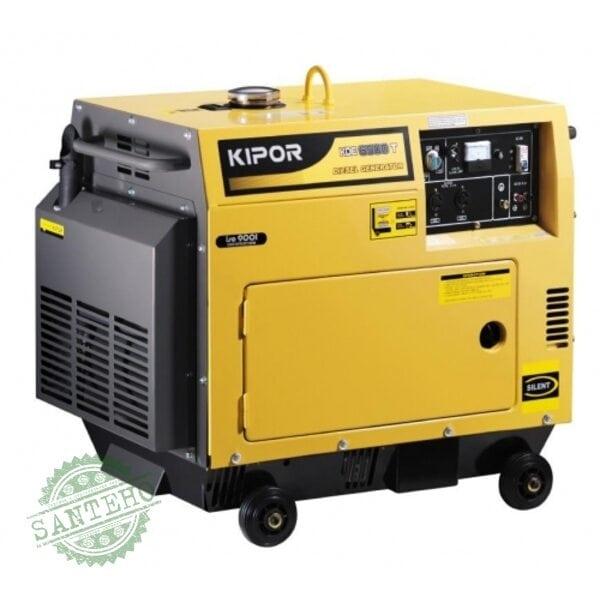 Дизельный генератор Kipor KDA6700TAO (с автоматикой), купить Дизельный генератор Kipor KDA6700TAO (с автоматикой)