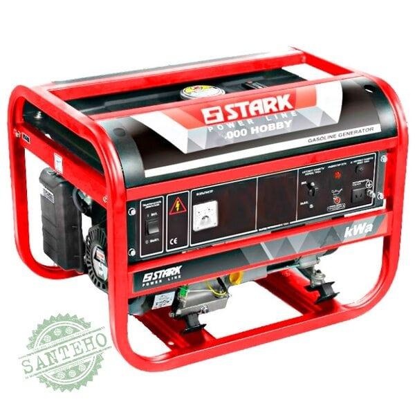 Генератор бензиновый STARK 6500 HOBBY