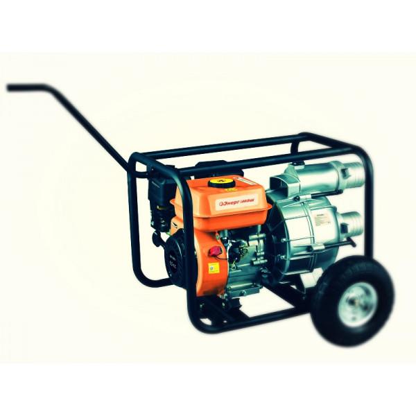 Мотопомпа для грязной воды Энергомаш БП-8750ГВ