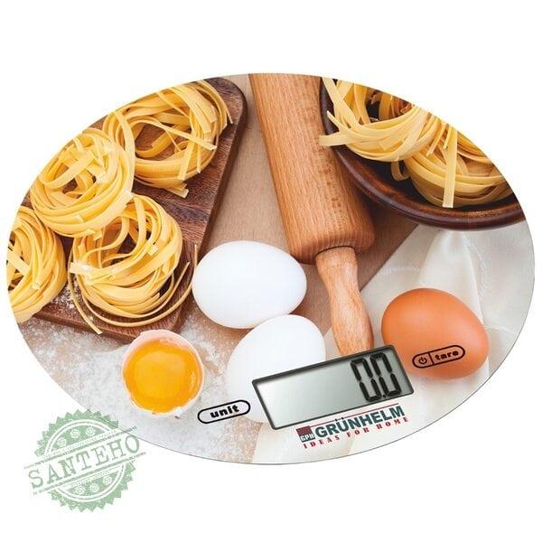 Kухонные весы GRUNHELM KES-1RD