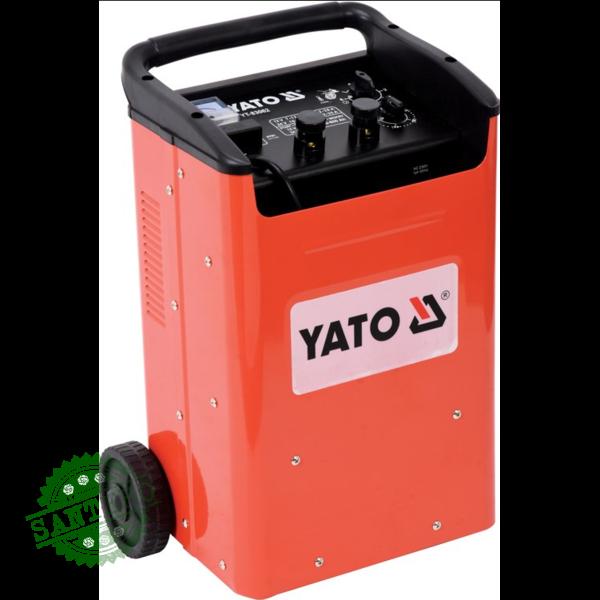 Пуско-зарядний пристрій YATO YT-83062