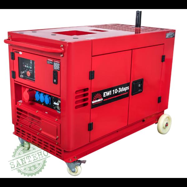 Дизельный генератор Vitals EWI 10-3daps
