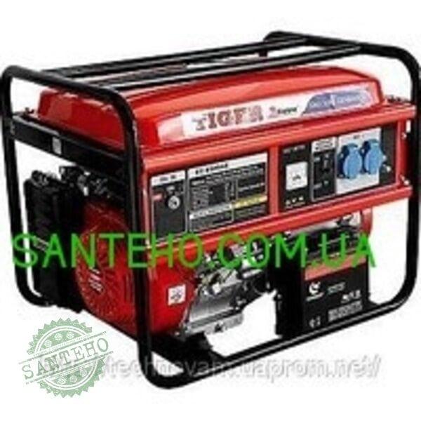 Генератор бензиновый Tiger EC6500A