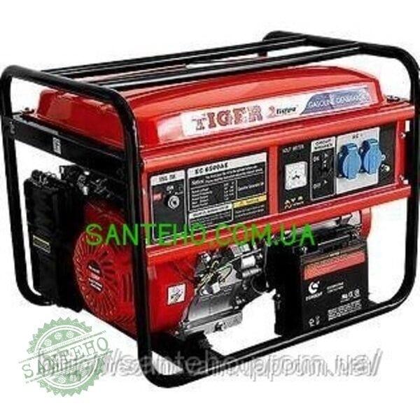 Генератор бензиновый Tiger EC6500ЕA