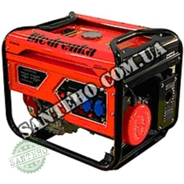 Бензиновый генератор BIEDRONKA GP6065BS, купить Бензиновый генератор BIEDRONKA GP6065BS
